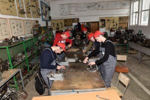 Atelier mecanică