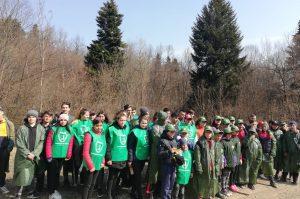Campanie de împădurire