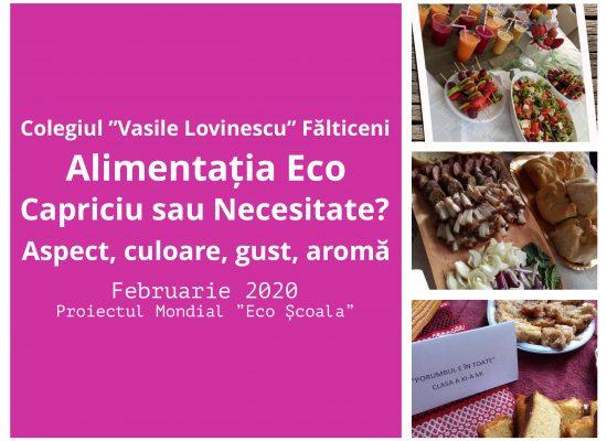 Industrie alimentară și protecția mediului